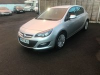 USED 2013 63 VAUXHALL ASTRA 1.4 ENERGY 5d 98 BHP PLEASE CALL TO MAKE A VIEWING APPOINTMET-FULL SERVICE HISTORY
