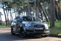 2012 AUDI Q7 3.0 TDI QUATTRO S LINE PLUS 5d AUTO 245 BHP £SOLD