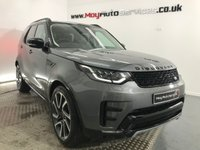 2017 LAND ROVER DISCOVERY 3.0 TD6 HSE 5d AUTO 255 BHP £60995.00