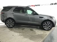 USED 2017 17 LAND ROVER DISCOVERY 3.0 TD6 HSE 5d AUTO 255 BHP *** PAN ROOF & 7 SEATS ***