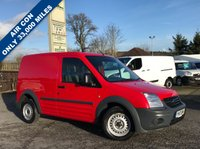 USED 2013 13 FORD TRANSIT CONNECT 1.8 T200 LR 1d 74 BHP WAS £6,395 NOW £5,995