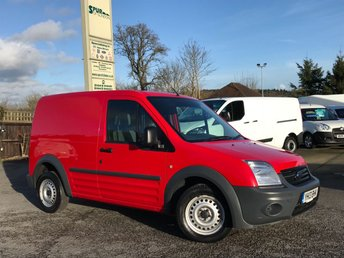 2013 FORD TRANSIT CONNECT 1.8 T200 LR 1d 74 BHP £5995.00