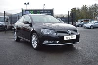 2014 VOLKSWAGEN PASSAT 2.0 EXECUTIVE TDI BLUEMOTION TECHNOLOGY 4d 139 BHP £9750.00
