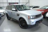 2010 LAND ROVER RANGE ROVER SPORT 3.0 TDV6 HSE 5d AUTO 245 BHP £14444.00