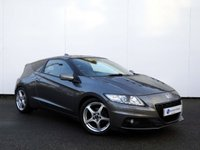 USED 2014 64 HONDA CR-Z 1.5 I-VTEC IMA GT-T 3d 190 BHP THIS RARE EXAMPLE GT-T with SPRINTEX® SUPERCHARGER FITTED 190BHP