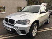 2012 BMW X5 3.0 XDRIVE30D AC 5d AUTO 241 BHP £17995.00