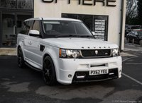 USED 2012 N LAND ROVER RANGE ROVER SPORT 3.0 SDV6 HSE REVERE 5d AUTO 255 BHP