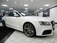2011 AUDI RS5 4.2 FSI QUATTRO S TRONIC 450 BHP £24750.00