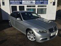 USED 2011 61 BMW 3 SERIES 2.0 320D M SPORT 4d AUTO  37K FSH TWO OWNERS  HIGH SPEC MODEL  EXCELLENT CONDITION