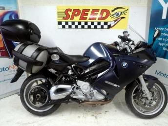 2008 BMW F 800 ST F 800 ST £2995.00