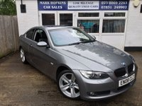USED 2008 08 BMW 3 SERIES 3.0 325I SE 2d AUTO 215 BHP 31K FSH  TWO FAMILY OWNERS HIGH SPEC MODEL IN EXCELLENT CONDITION