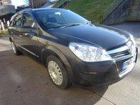 2008 VAUXHALL ASTRA 1.8 LIFE A/C 5d AUTO 140 BHP £2250.00