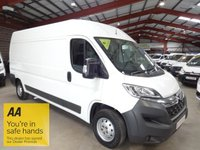 USED 2015 65 CITROEN RELAY 2.2 35 L3H2 ENTERPRISE HDI 130 BHP HI ROOF-ONE OWNER WITH HISTORY '' YOU'RE IN SAFE HANDS  ''  WITH THE AA DEALER PROMISE