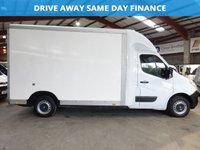 """USED 2015 64 VAUXHALL MOVANO 2.3 F3500 L3H1 P/C CDTI 125BHP PLATFORM CAB LUTON-ONE OWNER """"YOU'RE IN SAFE HANDS"""" - AA DEALER PROMISE"""