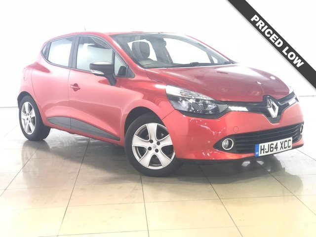 View our 2014 64 RENAULT CLIO 0.9 EXPRESSION PLUS ENERGY TCE S/S 5d 90 BHP