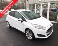USED 2015 15 FORD FIESTA 1.0 TITANIUM X ECOBOOST (125PS) THIS VEHICLE IS AT SITE 1 - TO VIEW CALL US ON 01903 892224