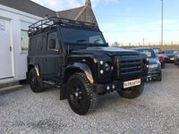2011 LAND ROVER DEFENDER 90 XS Station Wagon 2.4 TDCi 3dr ( 122 bhp ) £27995.00