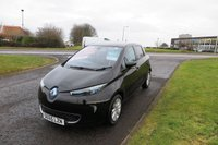 USED 2016 65 RENAULT ZOE 0.0 DYNAMIQUE NAV 5d AUTO 92 BHP 1 Owner,Low Mileage,ELECTRIC NO ROAD TAX!