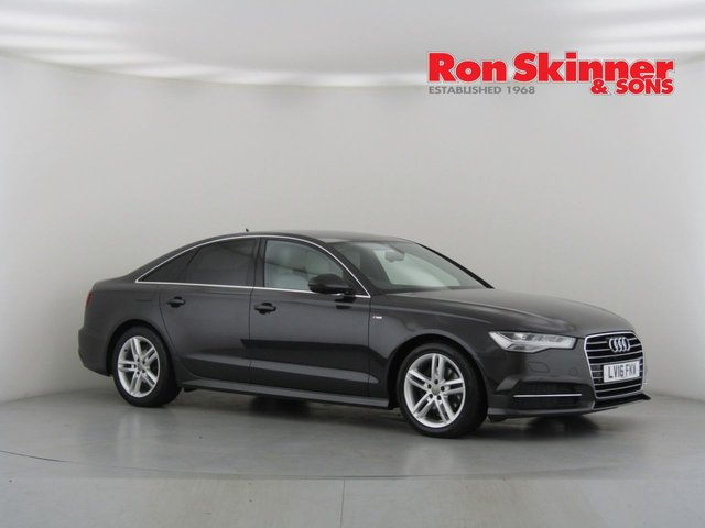 View our 2016 16 AUDI A6 2.0 TDI ULTRA S LINE 4d AUTO 188 BHP