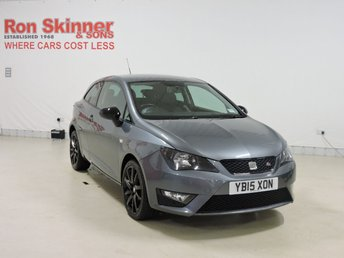 2015 SEAT IBIZA}