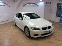 2009 BMW 3 SERIES 2.0 320D M SPORT HIGHLINE 2d AUTO 175 BHP £9995.00