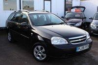 2009 CHEVROLET LACETTI 1.8 SX 5d AUTO 120 BHP £2695.00