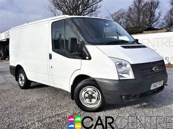View our 2012 12 FORD TRANSIT 2.2 300 LR 1d 99 BHP
