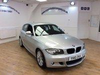 2010 BMW 1 SERIES 2.0 118D M SPORT 5d 141 BHP £6995.00
