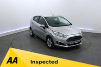 USED 2016 66 FORD FIESTA 1.5 ZETEC TDCI 5d 74 BHP DAB - VOICE CONTROL