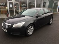 USED 2009 59 VAUXHALL INSIGNIA 2.0 EXCLUSIV CDTI 4DR SALOON AUTO 160 BHP