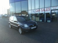 USED 2005 55 FORD FUSION 1.6 FUSION 2 5d 89 BHP £0 DEPOSIT, DRIVE AWAY TODAY!!