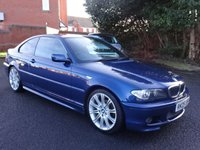 USED 2005 05 BMW 3 SERIES 2.0 318CI SPORT 2d 141 BHP FULL SERVICE HISTORY, CRUISE CONTROL, SPORT COUPE, FANTASTIC CONDITION