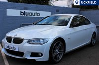 2012 BMW 3 SERIES 2.0 318I SPORT PLUS EDITION 2d 141 BHP £13980.00