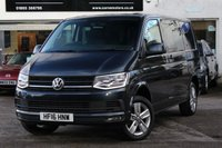 USED 2016 16 VOLKSWAGEN TRANSPORTER T6 KOMBI T32 2.0 TDI 140PS DSG HIGHLINE SWB 5 SEAT AUTOMATIC NO VAT ** HUGE SPEC **
