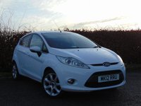 USED 2012 12 FORD FIESTA 1.4 ZETEC TDCI 5d **BUY NOW PAY IN 6 MONTHS**