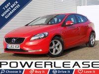 2013 VOLVO V40 1.6 D2 ES NAV 5d 113 BHP £6880.00