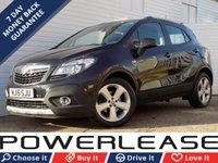 2015 VAUXHALL MOKKA 1.4 EXCLUSIV 5d AUTO 138 BHP £9880.00