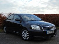 USED 2006 TOYOTA AVENSIS 1.8 T2 VVT-I 5d AUTO **12 MONTHS FREE AA MEMBERSHIP**