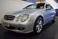 USED 2009 09 MERCEDES-BENZ CLK 2.1 CLK220 CDI AVANTGARDE 2d AUTO 148 BHP