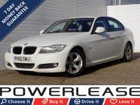 2010 BMW 3 SERIES 2.0 320D EFFICIENTDYNAMICS 4d 161 BHP £6289.00