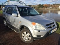 2003 HONDA CR-V 2.0 I-VTEC SE EXECUTIVE 5d 148 BHP £SOLD