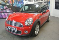 2013 MINI HATCH COOPER 1.6 COOPER 3d 122 BHP £7494.00