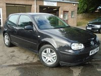 USED 2003 52 VOLKSWAGEN GOLF 2.0 GTi 3DR  LOW MILEAGE+GOOD HISTORY