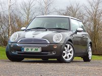 USED 2006 06 MINI HATCH COOPER 1.6 COOPER PARK LANE 3d 114 BHP FULL SERVICE HISTORY, NEW MOT ON PURCHASE, FINANCE AVAILABLE