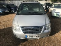 2005 CHRYSLER GRAND VOYAGER 3.3 LIMITED 5d AUTO 172 BHP £3000.00