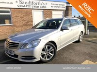2011 MERCEDES-BENZ E CLASS 2.1 E220 CDI BLUEEFFICIENCY EXECUTIVE SE 5d AUTO 170 BHP £10490.00