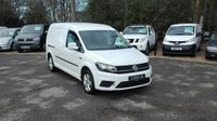 2016 VOLKSWAGEN CADDY MAXI 2.0 C20 TDI TRENDLINE WITH AIR CONDITIONING £10995.00