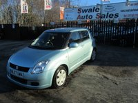 USED 2007 57 SUZUKI SWIFT 1.3 GL 5d 91 BHP £18 PER WEEK NO DEPOSIT, OVER 3 YEARS, SEE FINANCE LINK BELOW