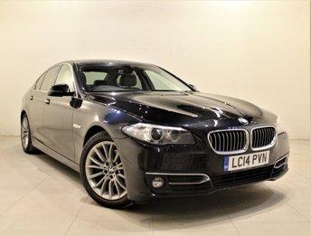 2014 BMW 5 SERIES 2.0 520D LUXURY 4d AUTO 181 BHP £12985.00