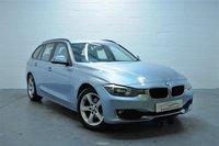 2013 BMW 3 SERIES 2.0 318D SE TOURING 5d AUTO 141 BHP £8995.00